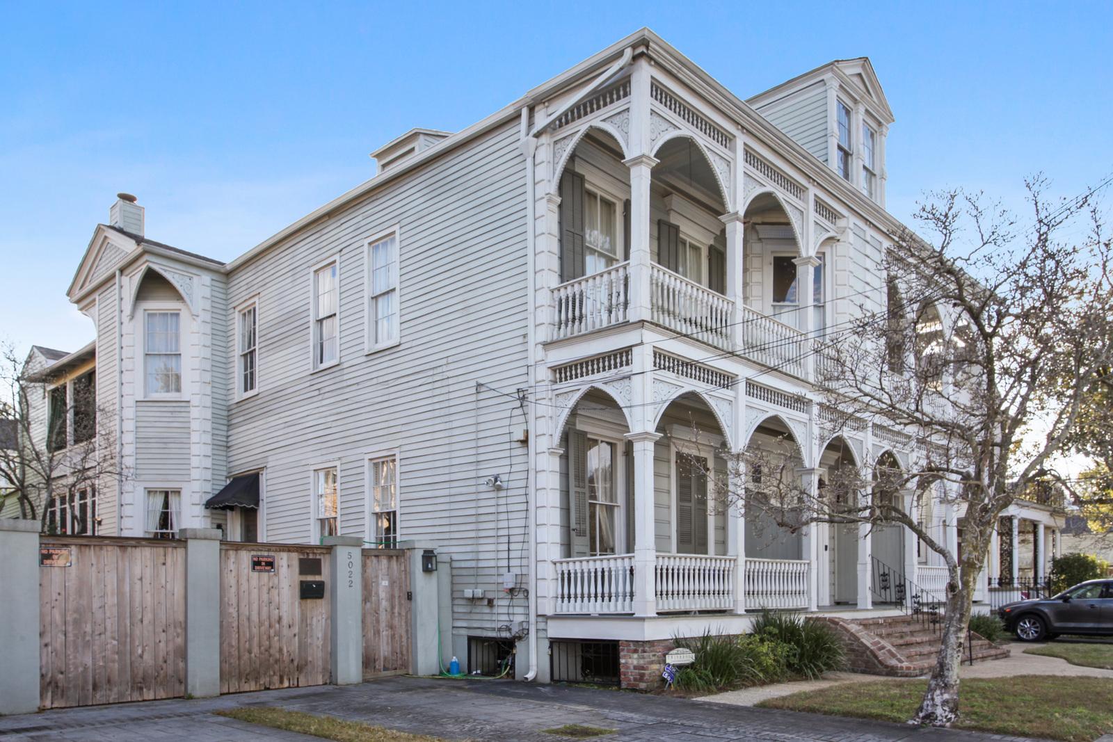 New Orleans , Louisiana 70115