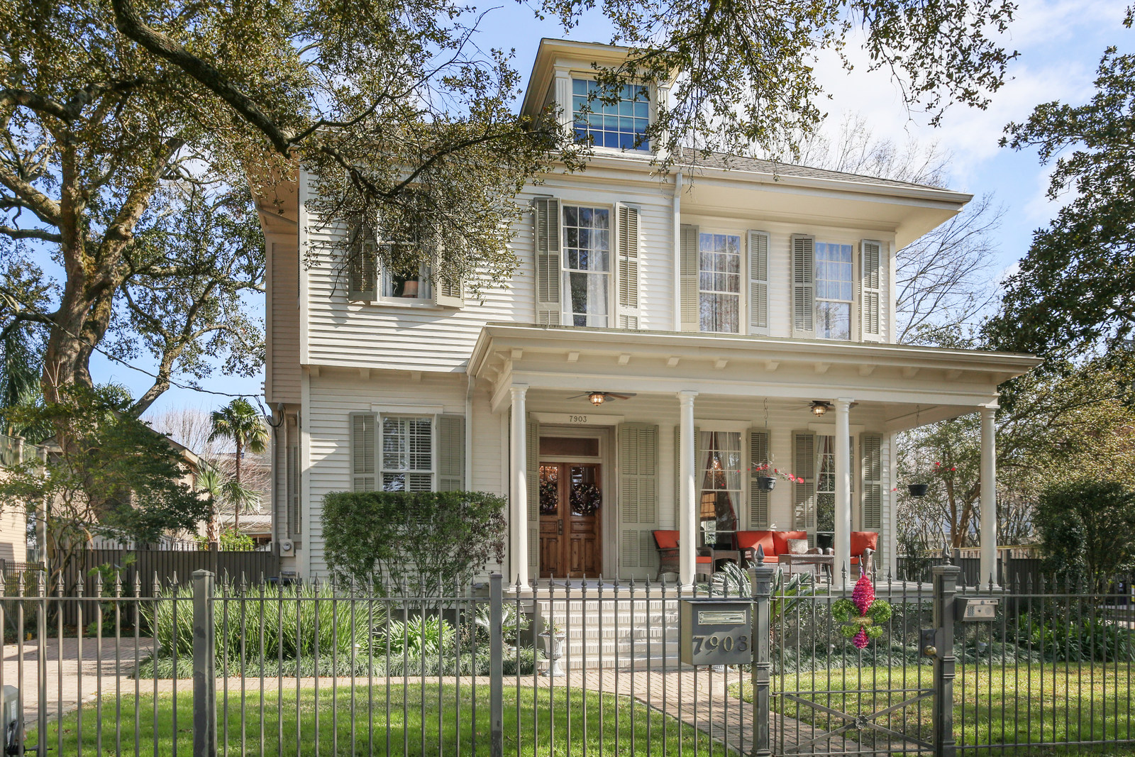 New Orleans, Louisiana 70118